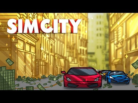 Million Dollar City!! - Sim City Ep.8 - SimCity Lets Play