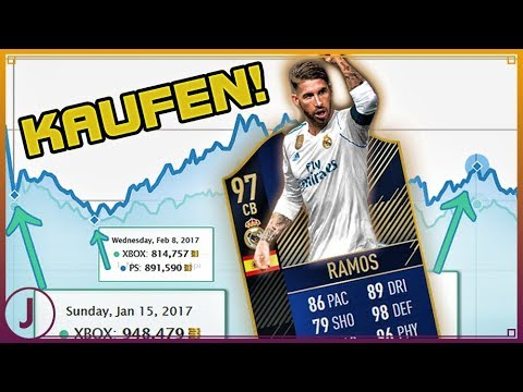 FIFA 18: Warum du dir JETZT unbedingt RAMOS TOTY holen solltest! (Trading / Gameplay / Investieren)