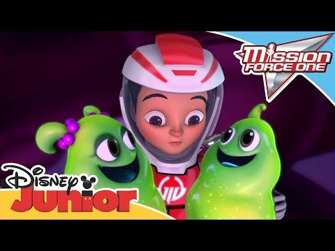 Mission Force One | Connect And Protect: The Burrower | Official Disney Channel Africa