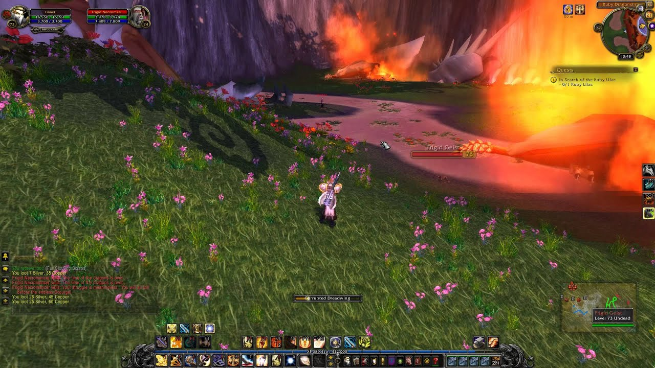 World Of Warcraft Quest Guide Marked For Death High