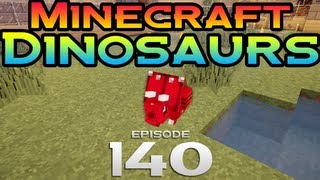 Minecraft Dinosaurs! - Episode 140 - Fossil Hunting