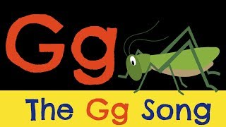 The Letter G Song