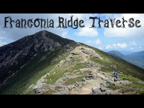 Unboring Exploring: Hiking the Franconia Ridge Traverse, NH