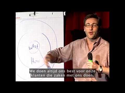 Golden Circle by Simon Sinek (Nederlandse ondertiteling) (Verkorte versie)