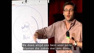 Golden Circle by Simon Sinek (Nederlandse ondertiteling) (Verkorte versie)