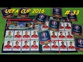 PANINI STICKER UEFA CUP 2016 new sticker for Panini Album Lucky Bag