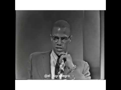 Malcolm X on liberals and conservatives