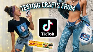 Baixar I Tested VIRAL TikTok DIY Crafts and Fashion Hacks!