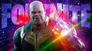 THANOS ha vuelto a Fortnite...