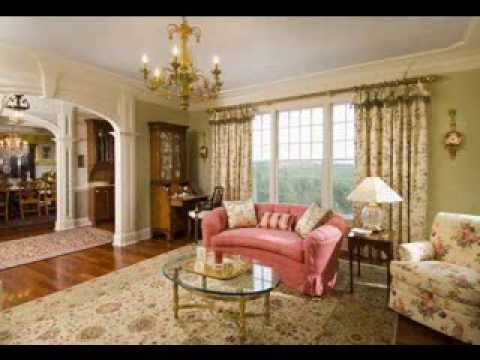 Traditional home decorating ideas - YouTube