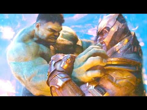 Why Hulk Never Got His Rematch With Thanos in Endgame