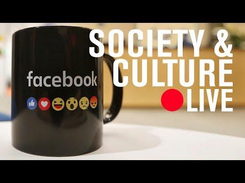 Cass Sunstein: Fragmented democracy & social media   LIVE STREAM