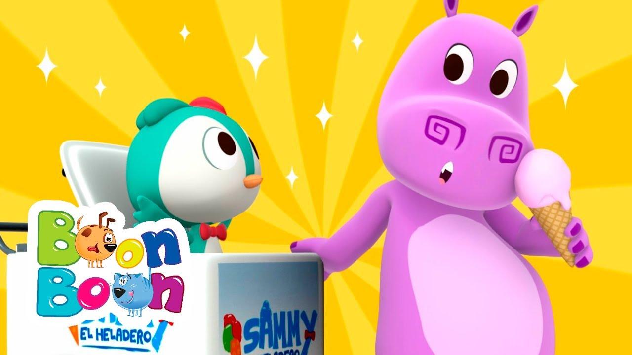 Sughițul hipopotamului - Cântece pentru copii | BoonBoon