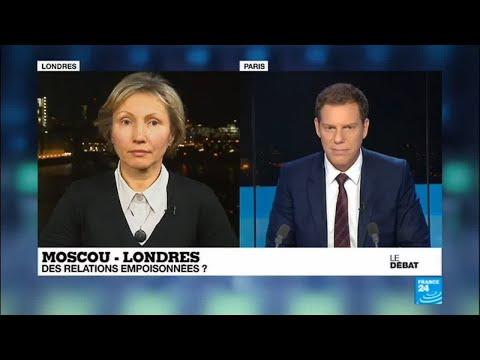 La veuve de l'ex-espion russe assassiné Alexandre Litvinenko témoigne