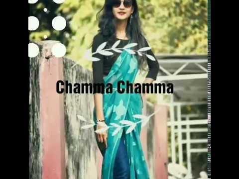 Chamma Chamma Cover Official Song-Fraud Saiyaan|Elli AvrRam,Arshad|Neha Kakkar,Tanishk,Ikka,Romy