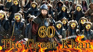 Big Name Game [60] Great Khan Golden Horde EU4 Cossacks