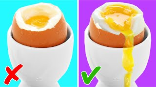 30 EGG HACKS AND RECIPES || DELICIOUS BREAKFAST IDEAS