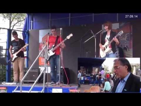 Musikschule Ludwigshafen feiert Musikfest mit Tag der offenen Tür
