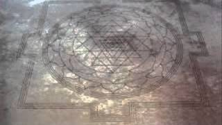 "13 mile long Geoglyph A perfect ""Sri Yantra Mandala Formation"" in the Oregon Desert"