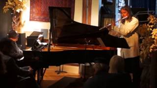 """Paul Hoffert Ron Korb """"Waltz For Bill"""""""
