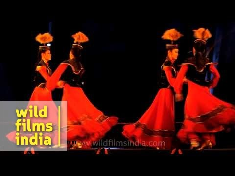 Gakku, folk dance troupe of Kazakhstan performs in Delhi
