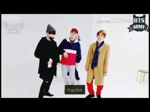Bts freestyle-(V-JHOPE-SUGA-RAP MONSTER)