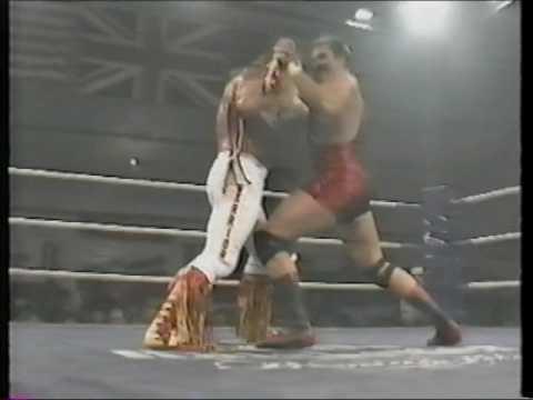 The Ultimate Warrior vs. Ulf Hermann [1995-09-23]