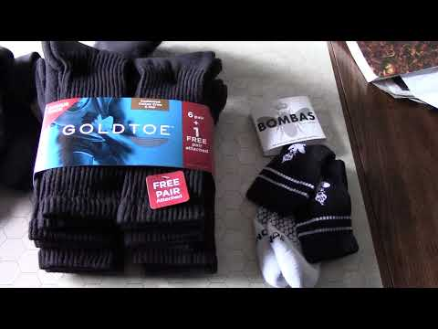 Excitingly Dangerous Sock Review Bombas v Gold Toe