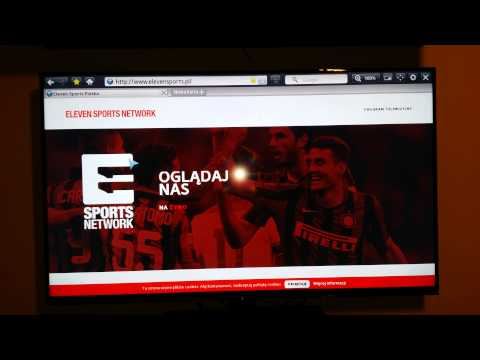 Jak oglądać eleven sport na smart tv