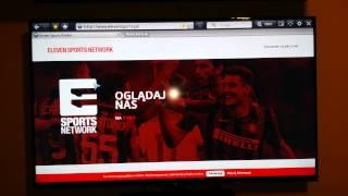 Jak Ogladac Eleven Sport Na Smart Tv