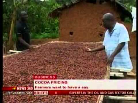 News 360 - Business - Cocoa Pricing Farmers want to have a Say - 19/5/2014