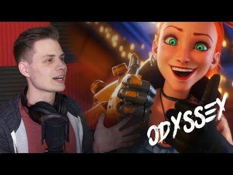 OLMIX СМОТРИТ   Добро пожаловать на борт   Анимационный трейлер Одиссеи – League of Legends thumbnail