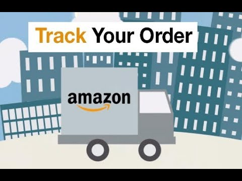 Online tracking amazon transportation services
