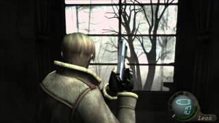 Resident Evil 4 HD (2014) - Silent Hill Atmosphere Fog [Remake] [First try]