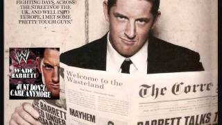 Wade Barrett Theme- Just Don
