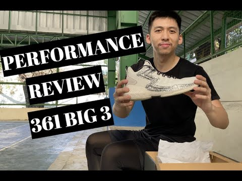 Performance Review: 361 BIG3 (not Aaron Gordon's)