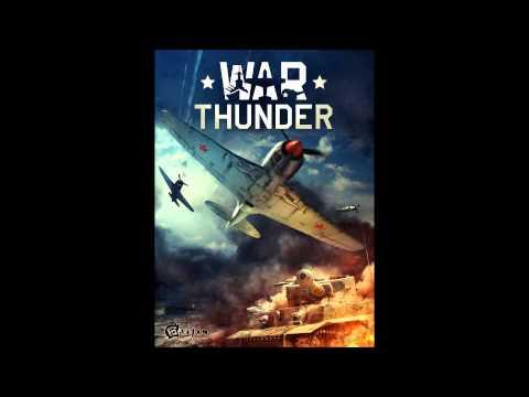 War Thunder (ex World of Planes) - main menu soundtrack