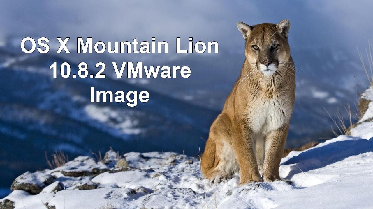 Mac Os X Mountain Lion For Amd Pc