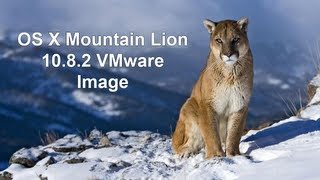 How To Install OS X Mountain Lion 10.8.2 On Windows PC (Image Download)