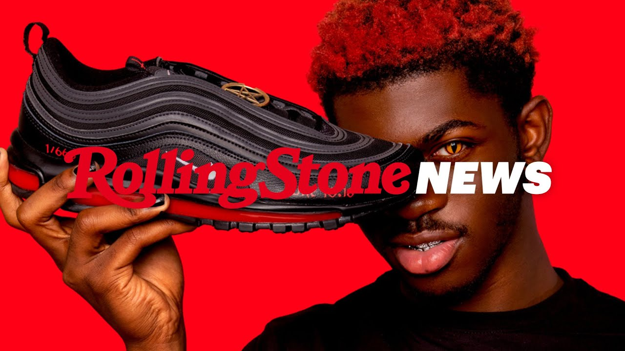Lil Nas X Releases Unofficial 'Satan' Nikes With Real Human Blood | RS News 3/29/21