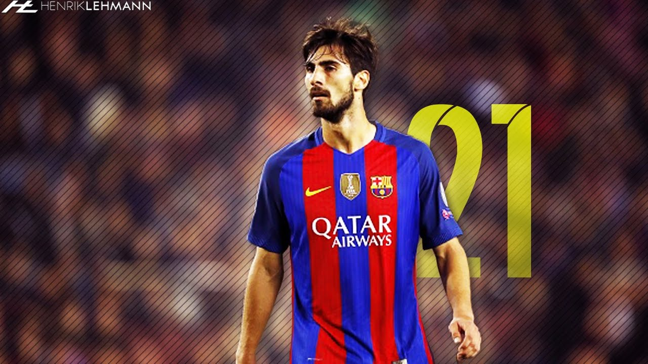 André Gomes The Beginning 2017 HD
