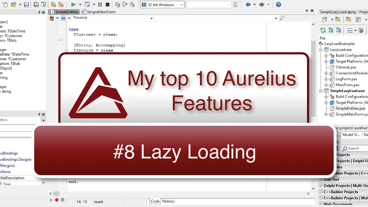 my top 10 aurelius features 8 lazy loading