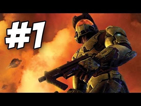 Halo 2 Walkthrough | The Heretic / The Armory  | Part 1 (Xbox/PC)