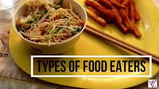 Types of Food Eaters/Brothers TV Vines/LINK IN THE DISCRIPTION