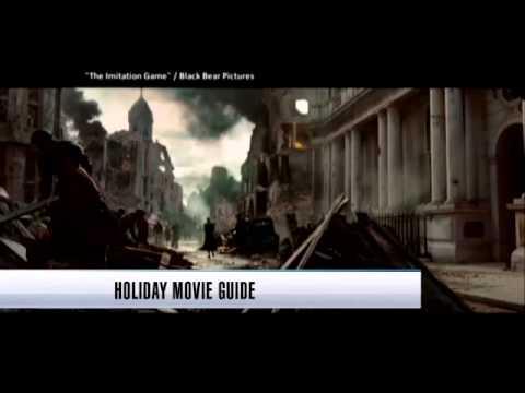 Holiday box office heats up