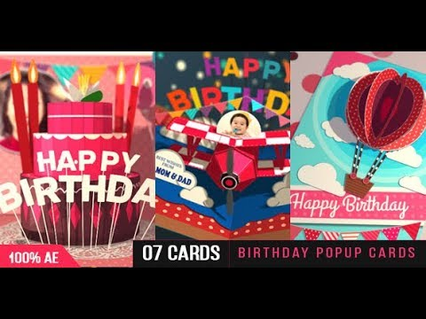 Permalink to Birthday Cards Templates Psd
