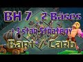 Clash of Clans - BH7 3-star strategy + 2 bases (Bart & Carb - Barbarians & Cannon Carts) mp3 indir