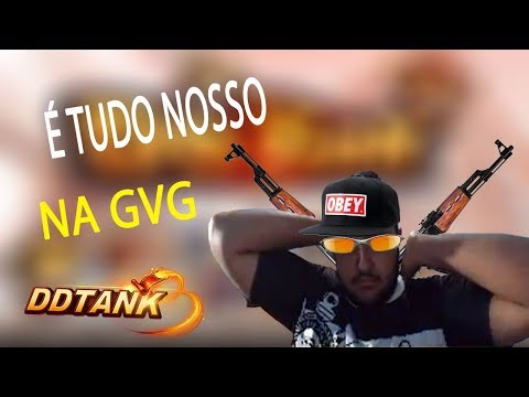 DDTANK - GANHAMOS TUDO NAS GVG