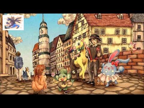 Nacrene City/シッポウシティ (Pokemon BW Music Piano Arrangement)