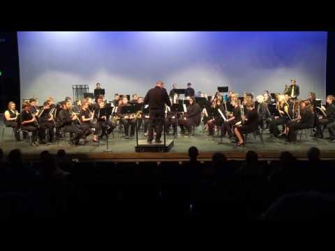 """The Pullman High School Concert Band plays """"The Student Prince Overture"""""""